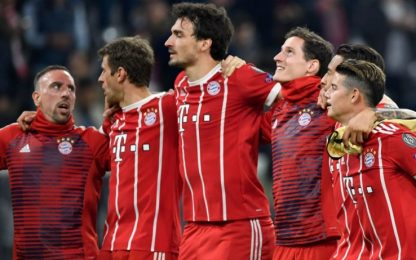 Bayern-Siviglia 0-0, tedeschi in semifinale