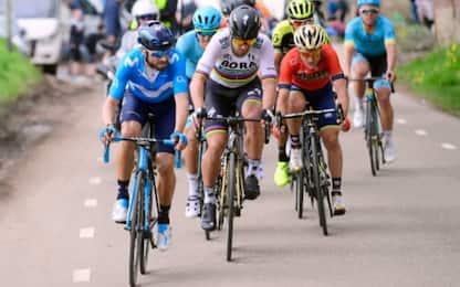 Amstel Gold Race, Sagan e Valverde occasione persa