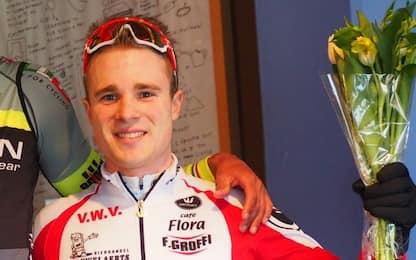 Ciclismo in lutto, morto il 25enne Goeleven