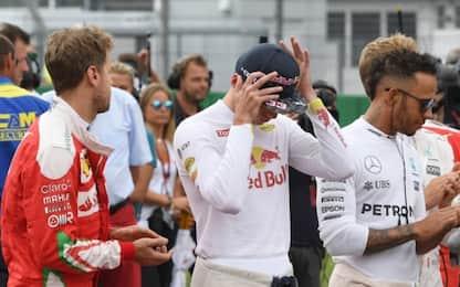 Lewis, Max, Kimi, Seb: che fatica per i top a Baku