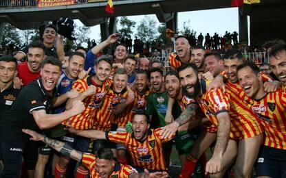 Lecce: Lepore, Tsonev e Valeri a parte