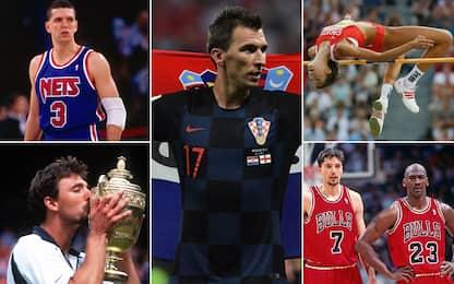 Croazia, terra di fenomeni: le imprese nello sport