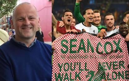 Sean Cox fuori dal coma: ha ripreso coscienza