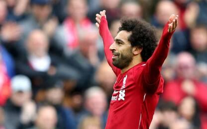 Salah, trucco per non farsi riconoscere in Egitto