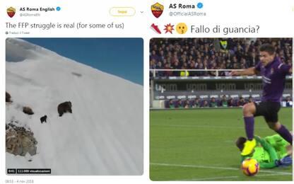 """Roma """"trolla"""" Fair Play Finanziario e rigore"""
