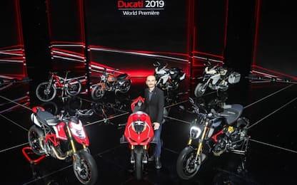 Ducati, ecco le novità per il 2019
