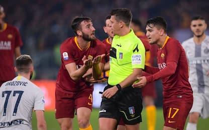 Rigore Roma: perché Fabbri non richiama Rocchi?