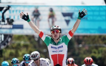 Viviani vince allo sprint la Cadel Evans Race