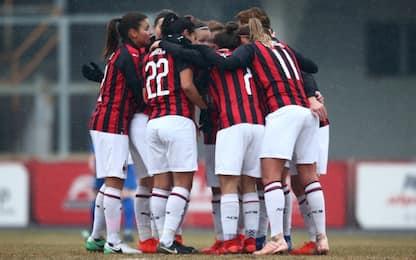 Serie A donne, riparte il Milan: 5-2 al Sassuolo