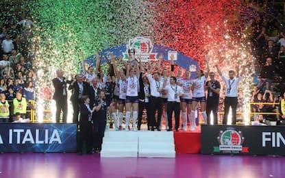 Novara si ripete, seconda Coppa Italia consecutiva