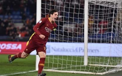Zaniolo sulle orme di Totti: è già da record