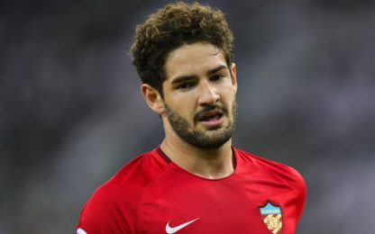 Pato rescinde col Tianijin: ritorno in Brasile?