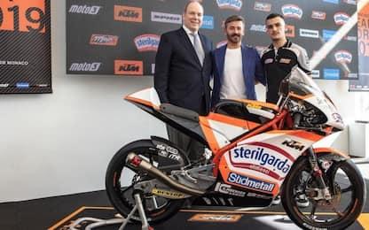 """Moto3, svelato il team di Biaggi: """"Vivo un sogno"""""""