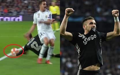 Tadic, super gol con il dubbio: ma Var dà l'ok