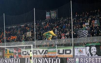 Playout Serie B, Tar respinge ricorso Venezia