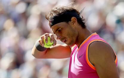 Indian Wells: forfait Rafa, finale Federer-Thiem