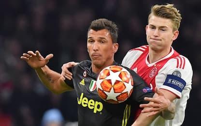 "Paratici: ""Futuro De Ligt? Chiedete all'Ajax"""