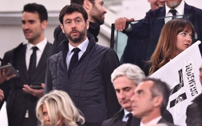 "Agnelli: ""L'Ajax ha meritato, ci riproveremo"""