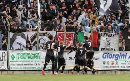 Risultati Serie D: spareggi per Modena e Avellino