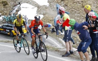 """Nibali attacca Roglic: """"Così non si vince il Giro"""""""