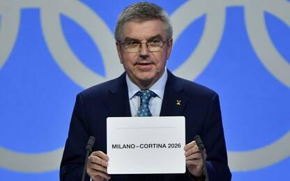 L'Olimpiade invernale 2026 a Milano-Cortina!
