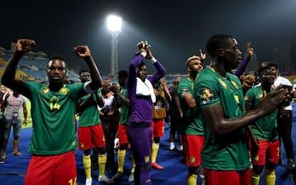 Coppa d'Africa, Camerun e Ghana agli ottavi