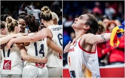 Finale Francia-Spagna: Gran Bretagna e Serbia ko