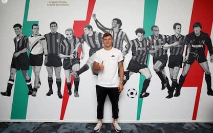 Inter, ufficiale Barella: 5 anni di contratto