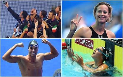 Record Italia, il Mondiale più vincente di sempre