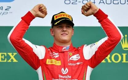 F2, Mick Schumacher vince il GP d'Ungheria