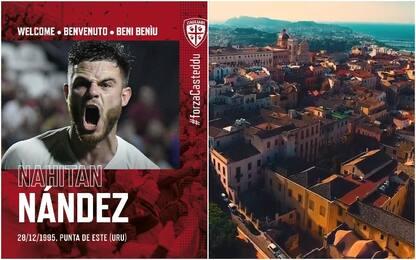 Cagliari, l'annuncio di Nandez è da brividi. VIDEO