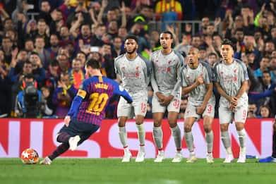 Messi, suo il gol dell'anno. CR7 arriva secondo