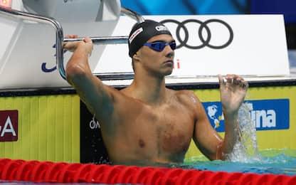 Mondiali juniores, Ceccon d'oro nei 50 farfalla