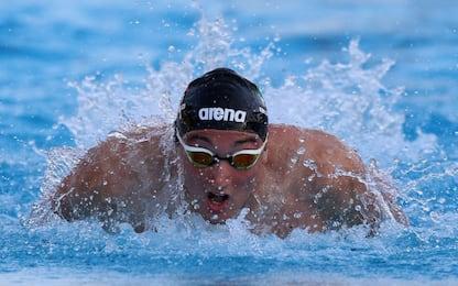 Mondiali Jr, bronzo di Burdisso nei 200 farfalla