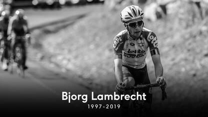 Lambrecht: l'ultimo saluto della squadra. VIDEO