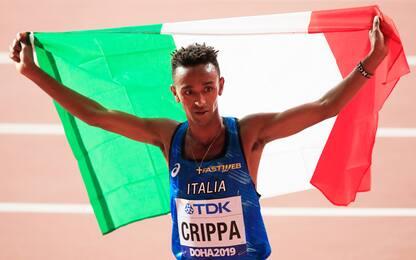 Doha 2019, Crippa 8° nei 10mila: record italiano!