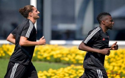 "Juventus, Matuidi: ""Rabiot ci aiuterà a vincere"""