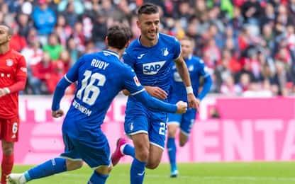 Bayern-Hoffenheim 1-2