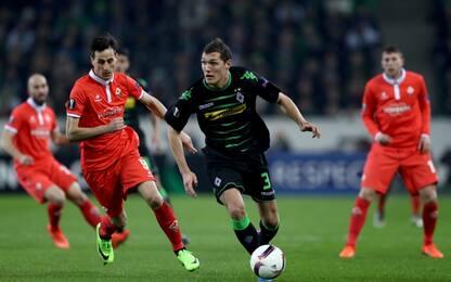 Fiorentina-'Gladbach, sfida a colpi di tweet