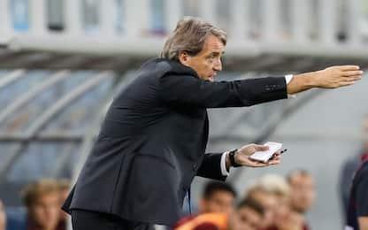 """Mancini: """"Scudetto? Niente Juve. Italia? Un sogno"""""""