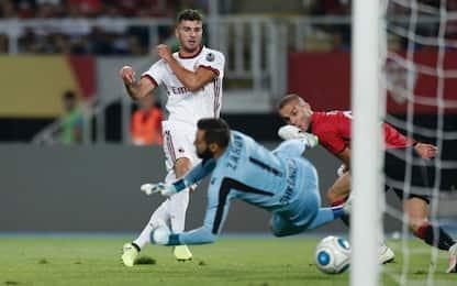 Gol di Cutrone, il Milan è tornato in Europa