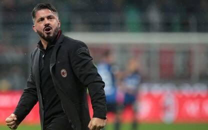 """Gattuso: """"Finalmente il veleno, problemi restano"""""""