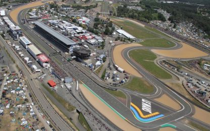 GP Francia, come vedere la gara in tv