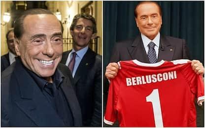 """Berlusconi: """"Il mio Monza senza barba e tattoo"""""""