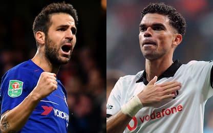 Fabregas, niente Milan: va al Monaco con Pepe