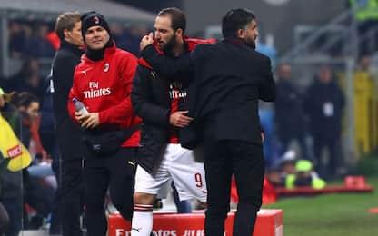 """Gattuso: """"Higuain? Io lo chiuderei a casa mia"""""""