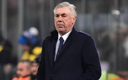 """Ancelotti: """"Non siamo stati all'altezza"""""""