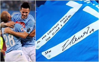 Hamsik, l'ultima maglia è per Paolo Cannavaro