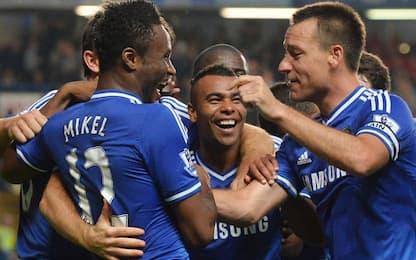 """Mikel: """"Il mio Chelsea? Terry che spaccava tutto"""""""