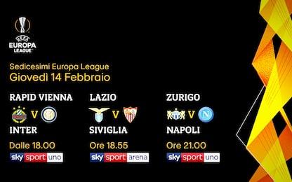 Speciale Europa League: le rivali delle italiane